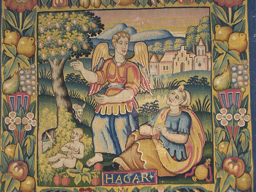 Hagar with attribution: Creative Commons image by dithie on Flickr