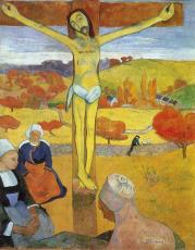 Yellow Christ, Paul Gauguin