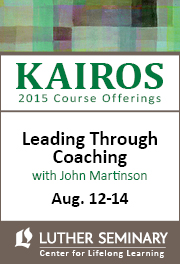 Lead through Coaching