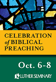 Celebration of Biblical Preaching